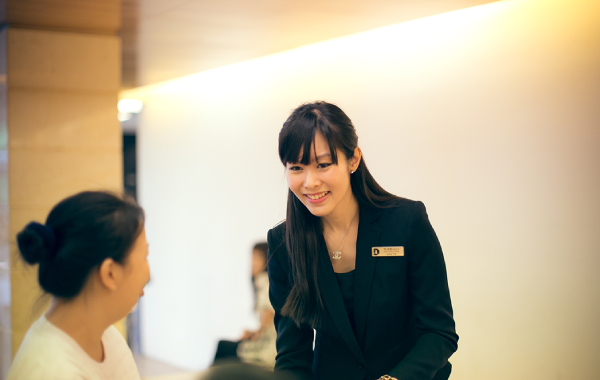 Friendly and Approachable Staff