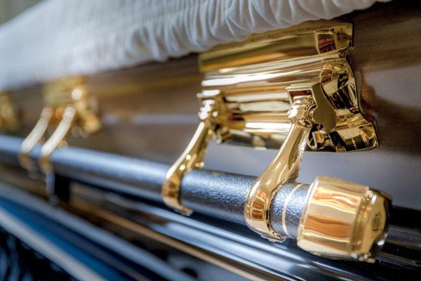 Batesville Classic Gold – Exterior