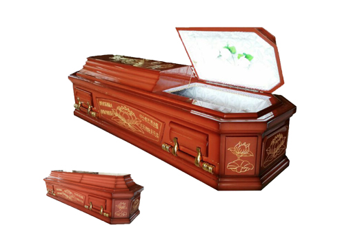Internationally Imported Casket - S809